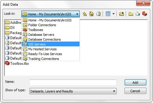 add_GIS_Servers