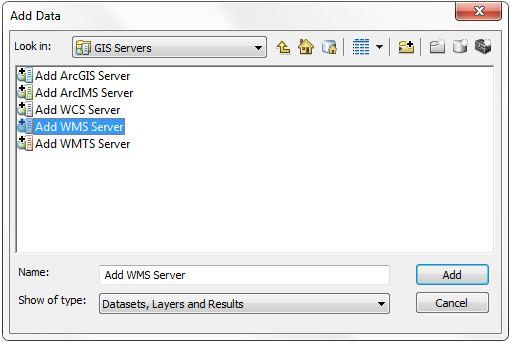 Select_WMS_Server